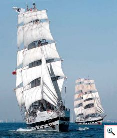 Reggata Volos tall ship